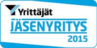 Yrittäjät jäsenyritys 2015