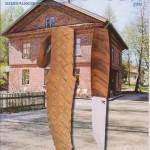 Valmistuminen ja mitaleita puukkonrakennuksen suomenmestaruuskilpailuista